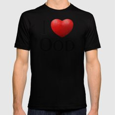 I love Ood.  Dr. Who Mens Fitted Tee SMALL Black