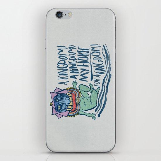 QUEEN HENRY iPhone & iPod Skin