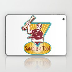 Satan IS a Tool Laptop & iPad Skin