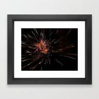 Fireworks4 Framed Art Print