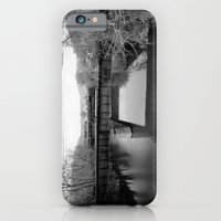 iPhone & iPod Case featuring Absent by Jillian Michele
