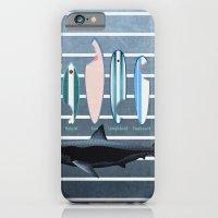 Shark Week - A balanced diet is essential  iPhone 6 Slim Case