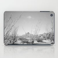 California Ocotillo iPad Case