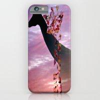Goodnight Giraffes iPhone 6 Slim Case
