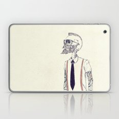 The Gentleman Becomes A … Laptop & iPad Skin