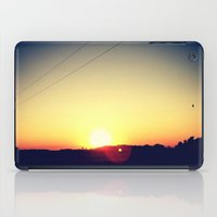 Summer Sets iPad Case