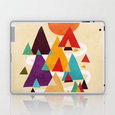 Let's visit the mountains Laptop & iPad Skin