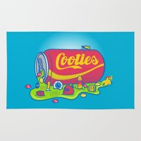 The World has Cooties Rug