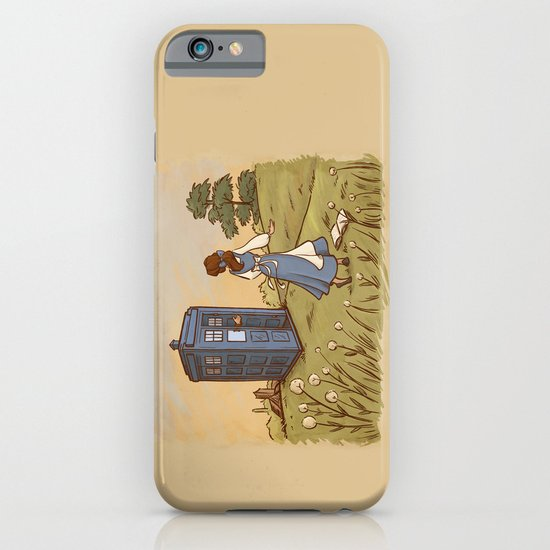 Adventure in the Great Wide Somewhere iPhone & iPod Case