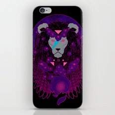 Beyond Infinity, Before Forever iPhone & iPod Skin