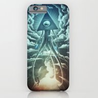War Of The Worlds I. iPhone 6 Slim Case
