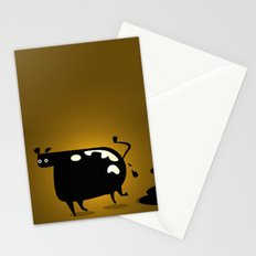 COW MANURE Stationery Cards