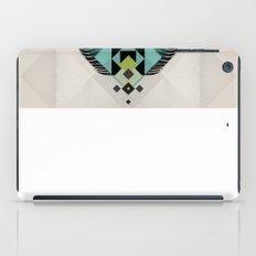 Blue Leopard iPad Case