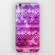 Tribal Fuschia.  iPhone & iPod Skin