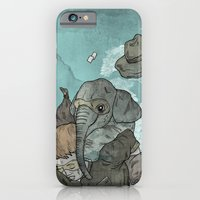 A dream about robbing a bank together iPhone 6 Slim Case