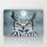 By The Light Of The Moon… Laptop & iPad Skin