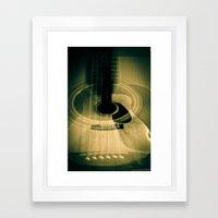 Wood Works Framed Art Print