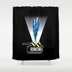 Pac-Trap Shower Curtain