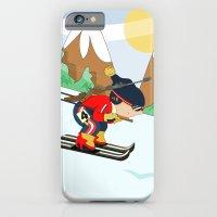 Winter Sports: Biathlon iPhone 6 Slim Case