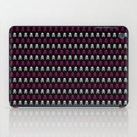 Skull Hearth Preppie Gir… iPad Case