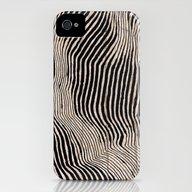 It's Waving Calligraphy iPhone (4, 4s) Slim Case