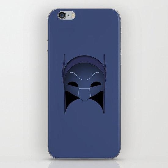 The Cowl iPhone & iPod Skin