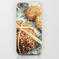 iPhone & iPod Case featuring Cookies by Leonor Saavedra
