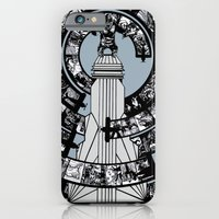 iPhone & iPod Case featuring King Kong by Chris Brake