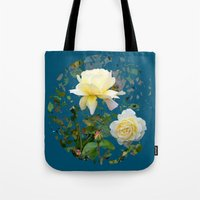 Roses On A String Tote Bag