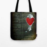 Love Malfunction Tote Bag