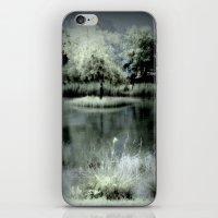 The Carnival Tree iPhone & iPod Skin