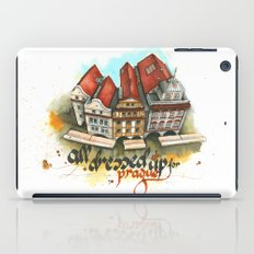 Prague iPad Case