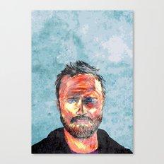 Pinkman Canvas Print