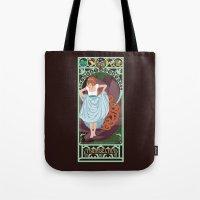 Thumbelina Nouveau - Thu… Tote Bag