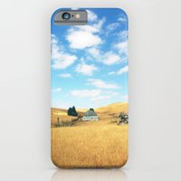 iPhone & iPod Case featuring Barn. by Nimai VandenBos