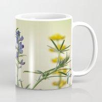 Lupines Summer Mug