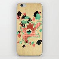 Dragon Playground Of Sin… iPhone & iPod Skin
