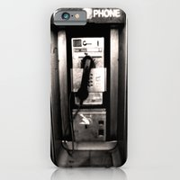"""iPhone & iPod Case featuring """"I'm At A Payphone"""" by Bubblesquat"""
