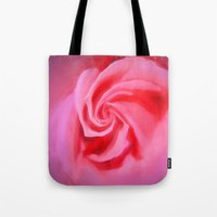 Folds of romance Tote Bag