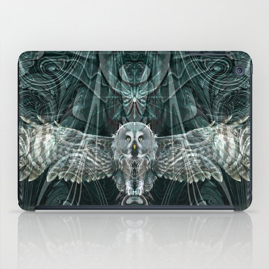 The Owl iPad Case