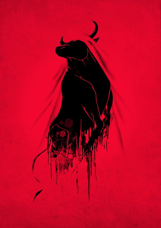 Revenge Of The Toro Canvas Print