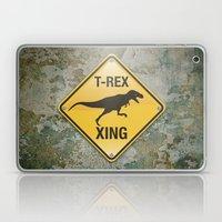 T-Rex Crossing Laptop & iPad Skin