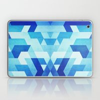 Abstract Geometric Trian… Laptop & iPad Skin