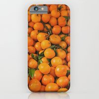 Clémentine Feuille iPhone 6 Slim Case