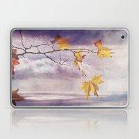 Faded Leaves - JUSTART �… Laptop & iPad Skin