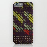 iPhone & iPod Case featuring night traffic by Laura Moctezuma