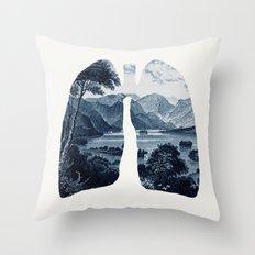 Fresh Throw Pillow