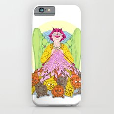 Cat Lady Slim Case iPhone 6s