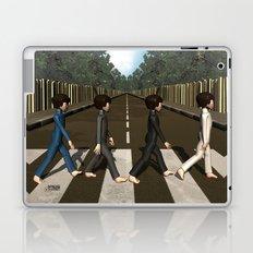 Abbey Road Laptop & iPad Skin