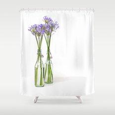 Enough space.... Shower Curtain